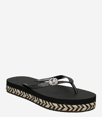 Uzurii Women's shoes RAFFIA  SWITCH