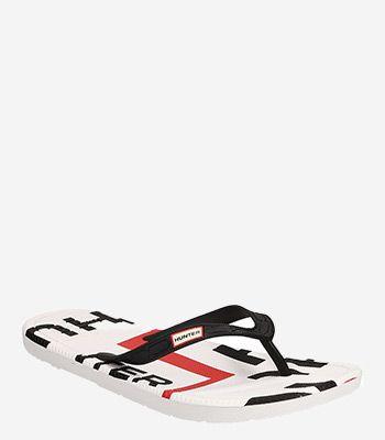HUNTER BOOTS Women's shoes WFDEXLBLK