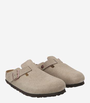 Birkenstock Women's shoes 560773 Boston Softfußbett