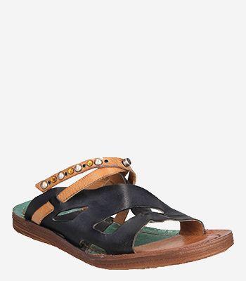 Airstep Women's shoes 534061 BLU