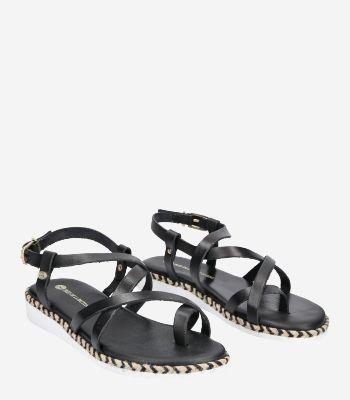 Fred de la Bretoniere Women's shoes BLACK