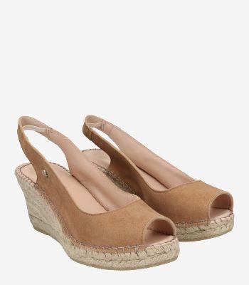 Fred de la Bretoniere Women's shoes LIGHT BROWN