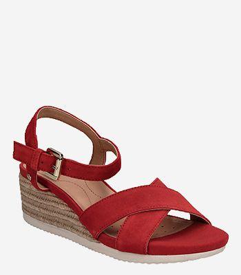 GEOX Women's shoes ISCHIA CORDA