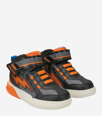 GEOX Children's shoes J169YB Grayjay