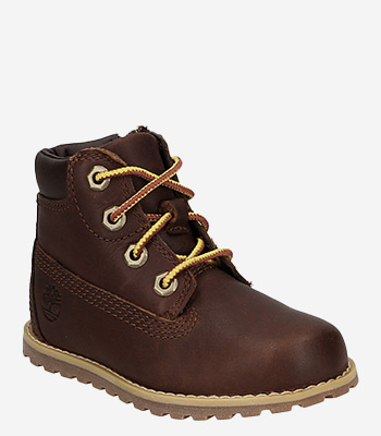 Timberland Children's shoes Pokey Pine 6In Boot with Side Zip