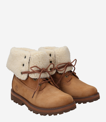Timberland Children's shoes A2GT3 A2MJW Courma Kid Shearling