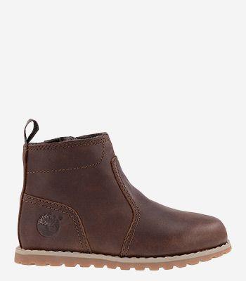 Timberland Children's shoes POKEY PINE SIDE ZIP CHUKKA