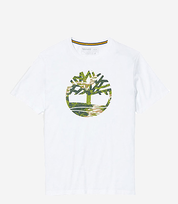 Timberland Men's clothes SS FT Tree Tee