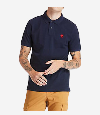 Timberland Men's clothes SS MR polo reg