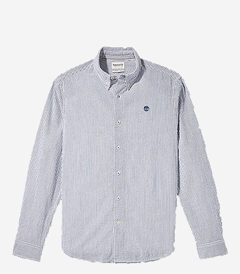 Timberland Men's clothes LS YD Stripe Seer