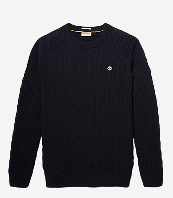 Timberland Men's clothes A2CEQ Lambwool Cable