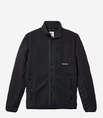 Timberland Men's clothes A24CY Sherpa Fleece Jacket