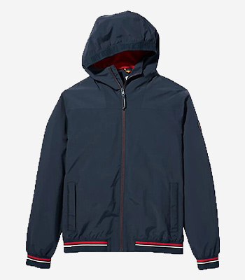 Timberland Men's clothes A2D8B433 Hooded Bomber Jacket