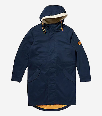 Timberland Men's clothes Parka w Faux S lin