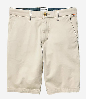 Timberland Men's clothes A2DFM269 Straight Chino Short