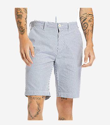 Timberland Men's clothes A2FZ1G66 Seersucker Short