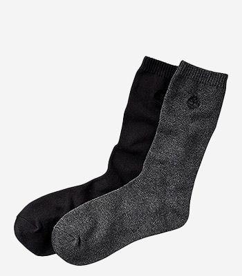 Timberland Men's clothes 2Pp Basic Crew Sock