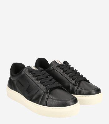 Flamingos' Life Men's shoes CLASSIC 70's BLACK BLACK GREY