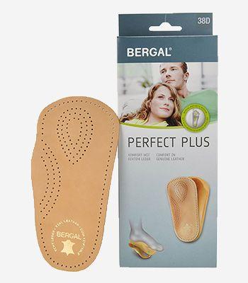 Bergal Accessoires Perfect Plus Fußbett