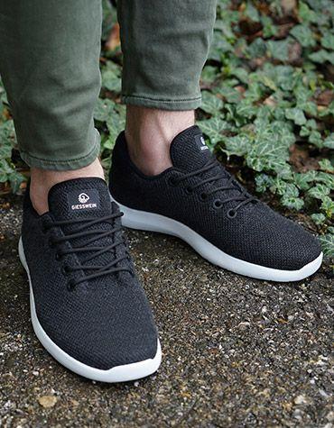 Giesswein Men's shoes Merino Wool Knit