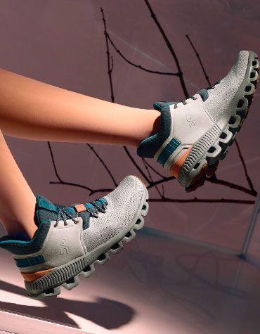 On Running Women's shoes Cloud Hi Edge