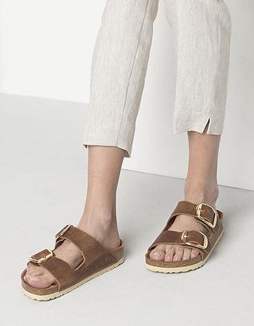 Birkenstock Women's shoes Arizona Big Buckle