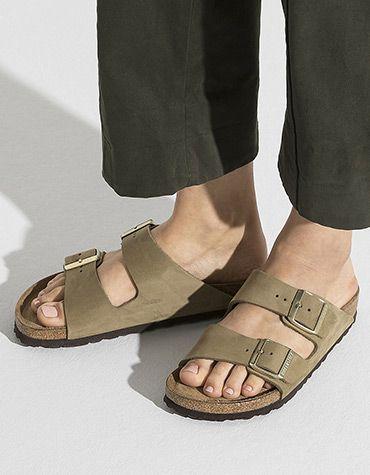 Birkenstock Women's shoes Arizona Softfußbett