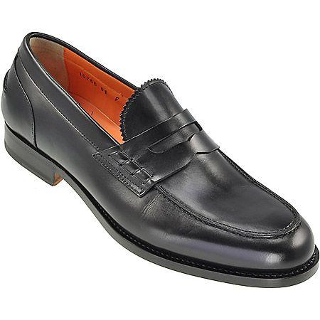 Santoni 10766 Men's shoes Loafers buy