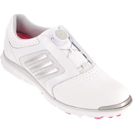ADIDAS Golf F33317 Adistar Tour Boa Women's shoes Golf shoes ...