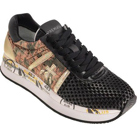 Premiata Conny Women S Shoes Lace Ups Buy Shoes At Our