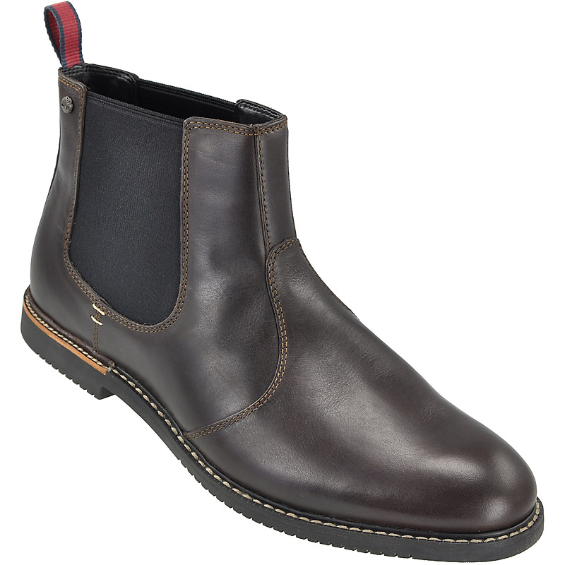 b561bfd287c55 Timberland  5516A BROOK PARK CHELSEA Men s shoes Half-boots buy ...