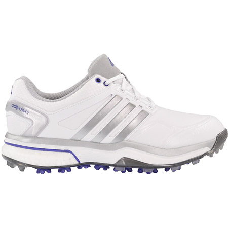 Adipower Boost - Weiss - sideview