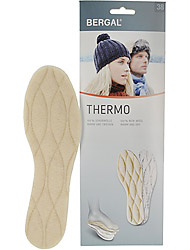 Bergal Accessoires Thermo Einlegesohle