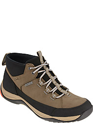 Clarks Men's shoes BaystoneHi GTX