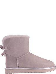 UGG australia Women's shoes MINI BAILEY BOW II METALLIC